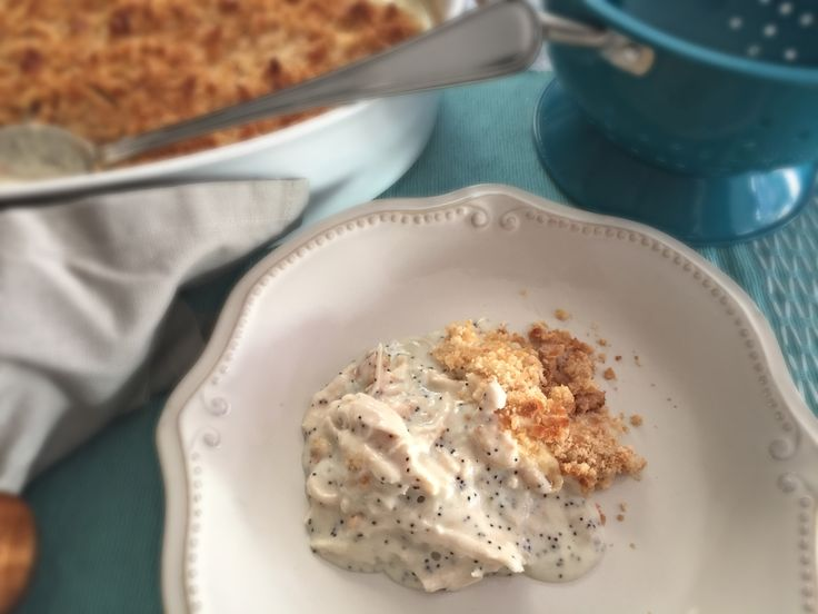 Guiso de Pollo con Amapolas, muchos sabores que se mezclan a la perfección! www.lavidaesdulce.net