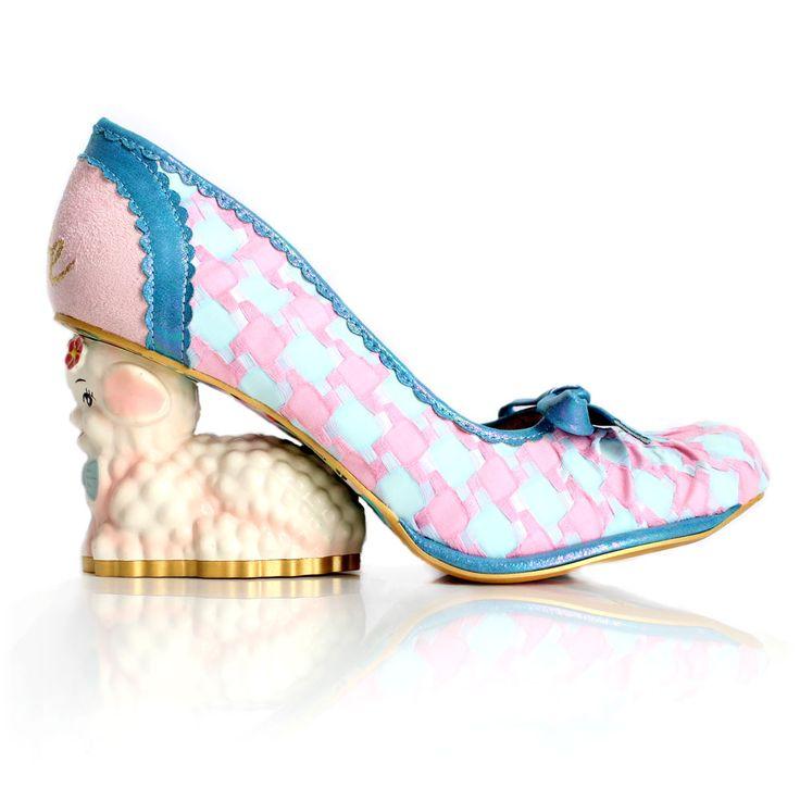 Bubbles Gum, Escarpins Femme - Noir, 40Irregular Choice