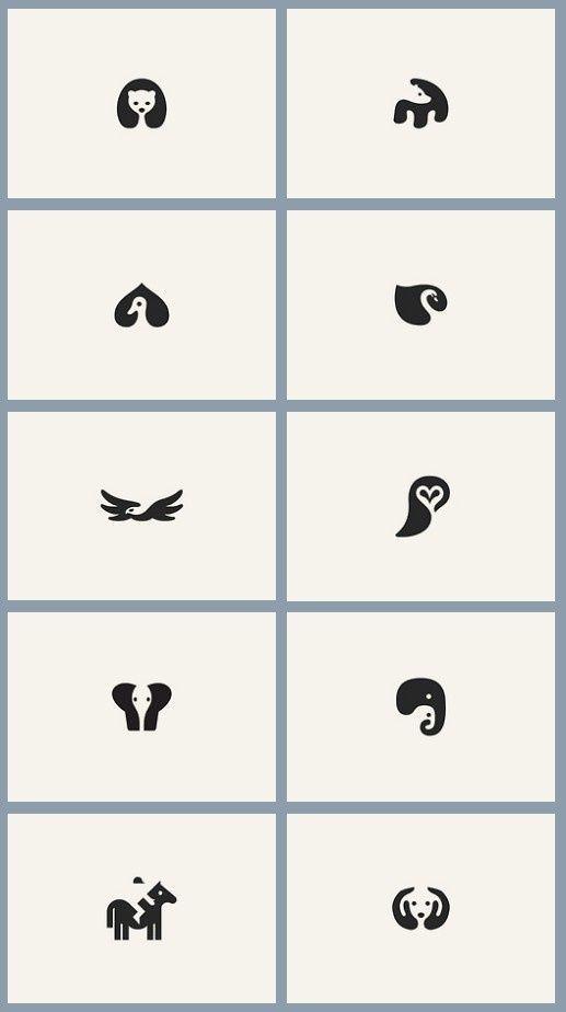 "Kinda loving the swan one. would be cute as a ""spirit"" animal tattoo"