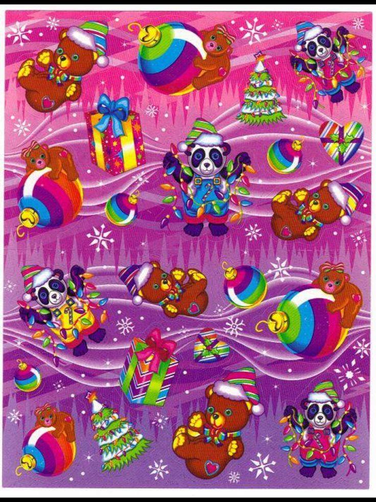 Mejores 10 imágenes de Lisa Frank Art en Pinterest | Cumpleaños ...