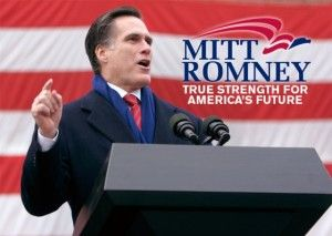 Mit Romney speaking