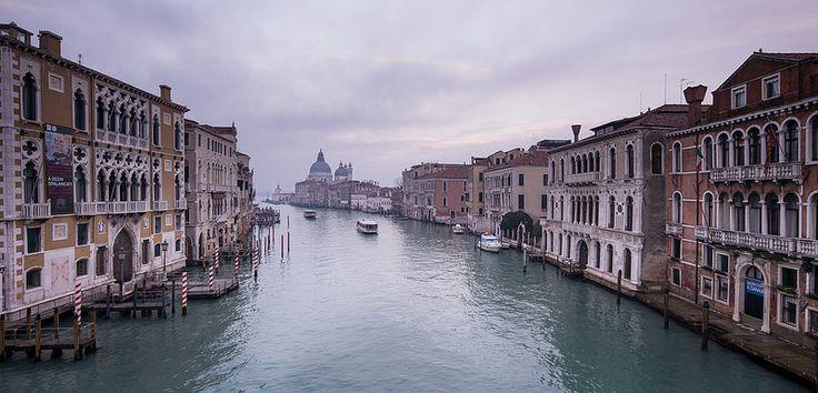 Canale Grande - Venedig