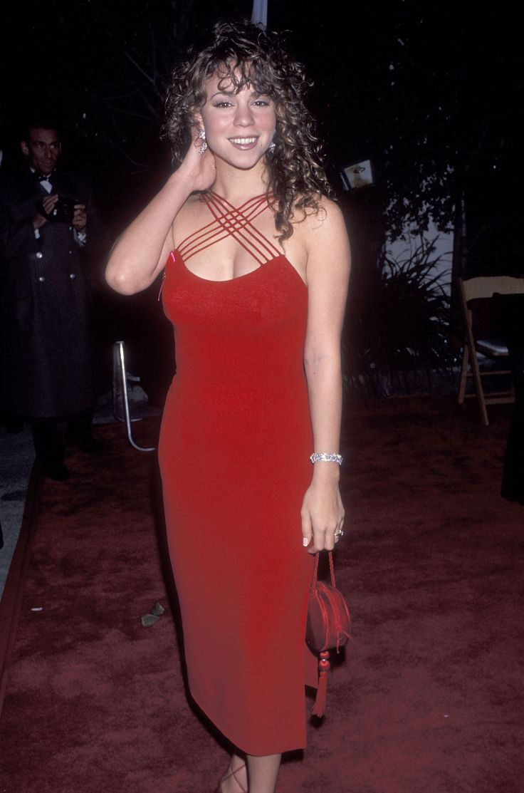 b l t long dress 90s