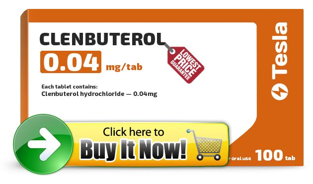 how to take clenbuterol safely
