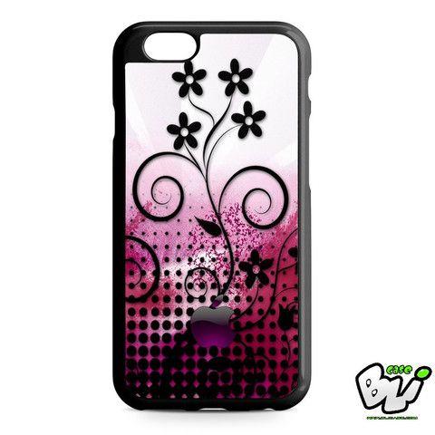 Abstrak Art Flowers iPhone 6 Case | iPhone 6S Case