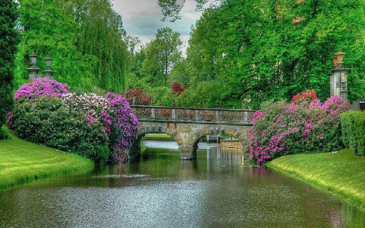 most beautiful images of nature | beautiful nature 157 The Most Beautiful Of World Garden Bridge ...