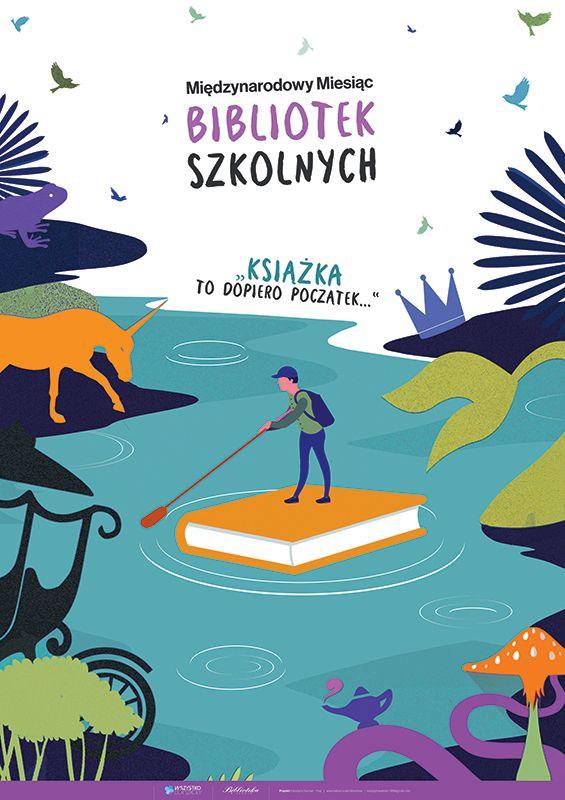 Biblioteka w Szkole nr 09/2016 - PlanszeDydaktyczne.pl