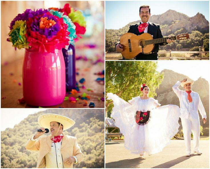 Spanish Wedding Inspirations And Ideas