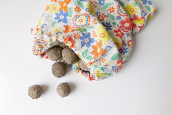 Seed Balls - Samenbomben - Handmade Kultur