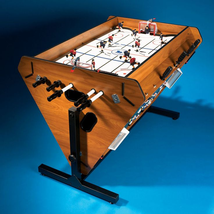 The Four in One Rotating Game Table - for childlike minds that can't decide or get bored too easily!!