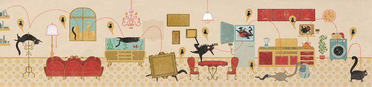 9 Lives by Laura VarskyDesignlaura Varsky