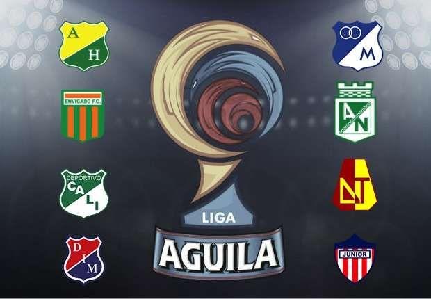Así está la tabla de posiciones de la Liga Águila II 2017