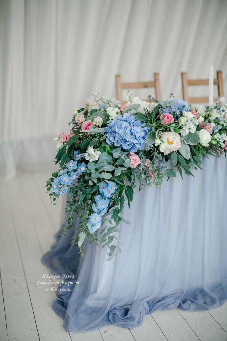 """Оформление свадьбы в яхт-клубе """"Нептун"""" #свадьба #декорсвадьбы #президиум"""