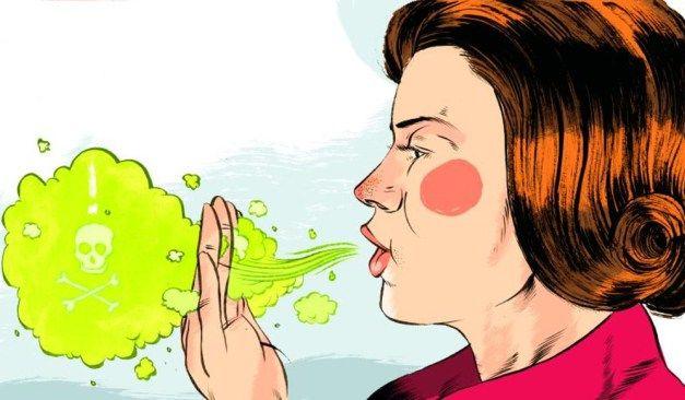 É o fim do mau hálito em 5 minutos e de forma natural – não precisa gastar com balas de hortelã! – Dicas do mundo feminino