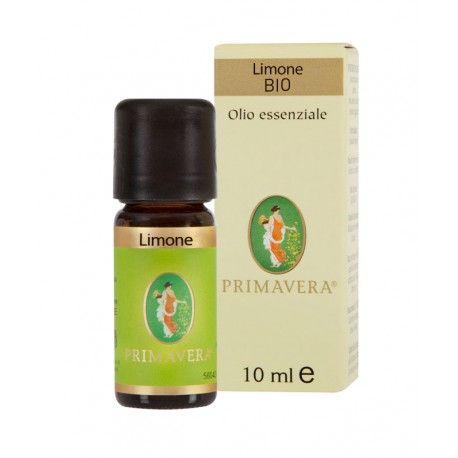 Flora olio essenziale limone 10 ml