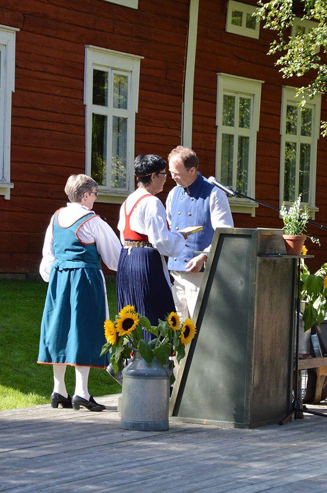 Martat on Turkansaaren pitkäaikanen yhteistyökumppani. Luuppi, Oulu (Finland)