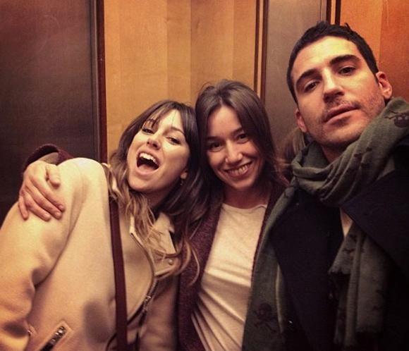 """Blanca Suárez, Lola Dueñas y Miguel Ángel Silvestre promocionan """"Los amantes pasajeros"""" en Francia"""