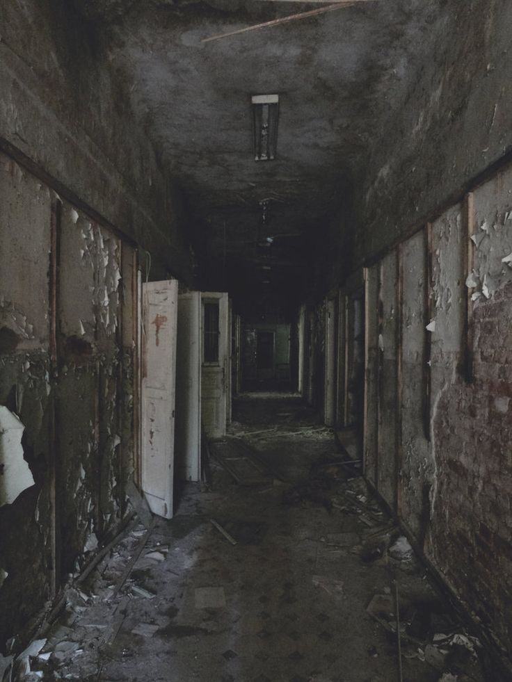 Maybe Ghosts.... Reminds me of silent hill!!