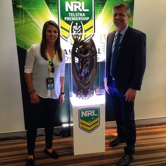Time for NRL Grand Final.
