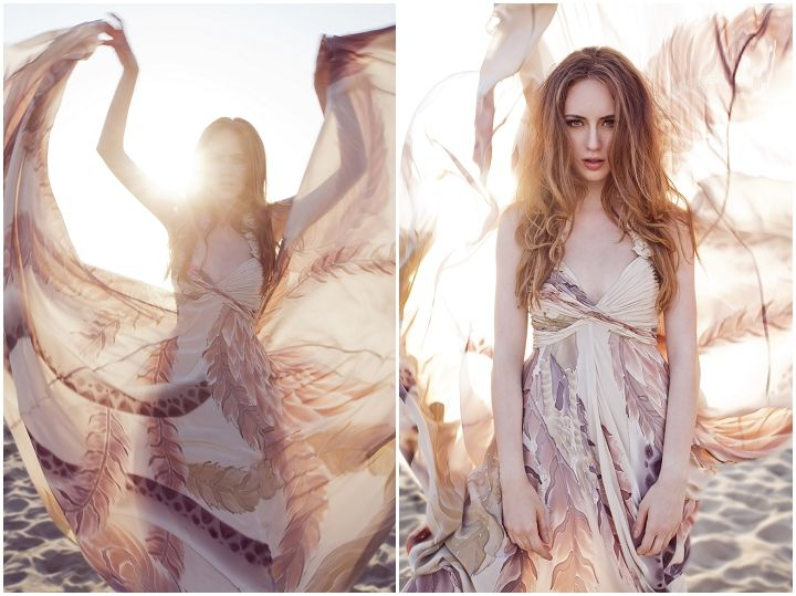 Leila Hafzi - Eco-Conscious Bridal and Red Carpet Gowns