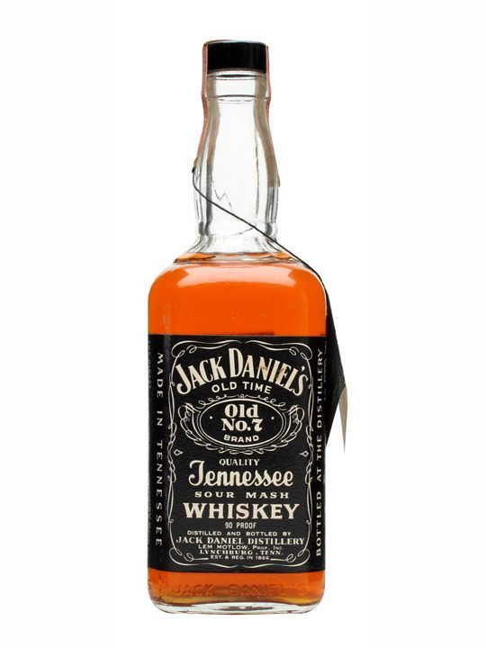 how to tell how old a bottle of jack is