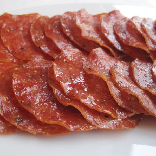 Love Bacon? Wait Till You Try Salami Chips!: A couple of weeks ago at the fifth annual Burger Bash in South Beach, Michael Symon took home the top honor for best burger.