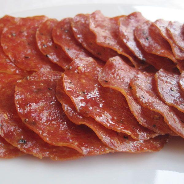 Love Bacon? Wait Till You Try Salami Chips! - www.yumsugar.com