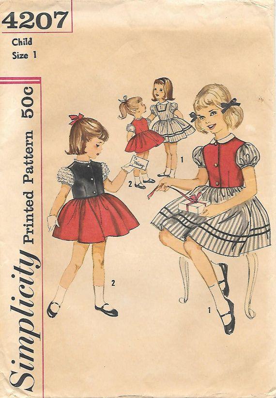 Mejores 1084 imágenes de Children\'s Sewing Patterns en Pinterest ...