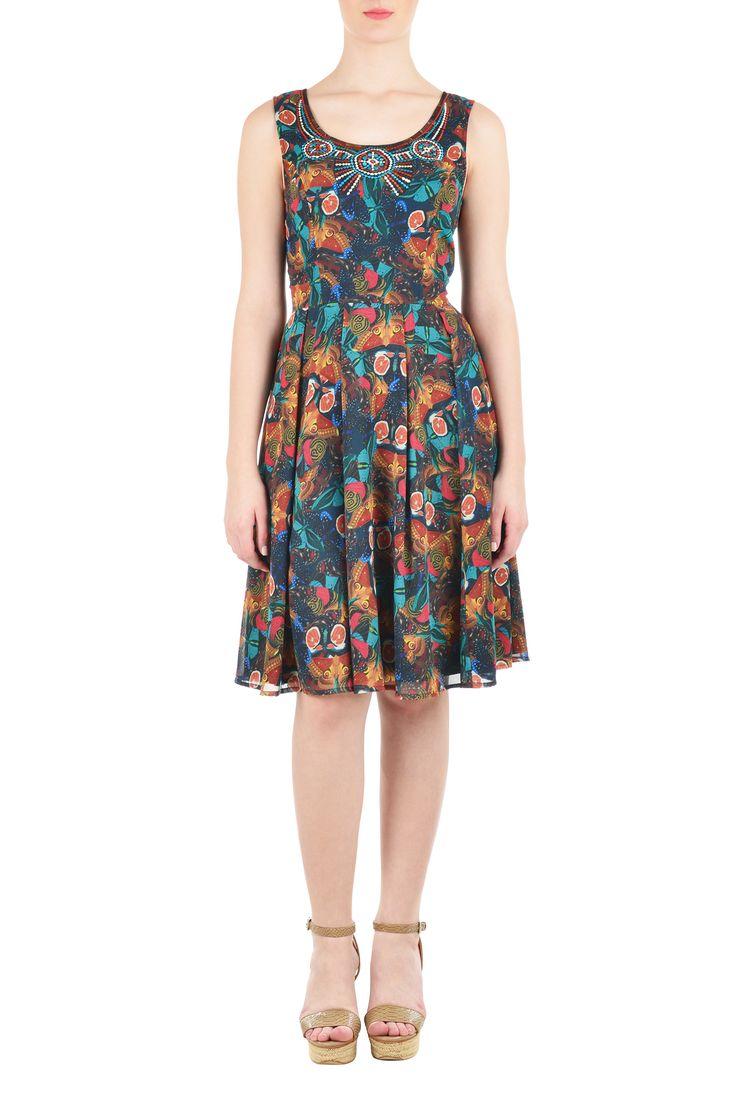 http://www.eshakti.com/shop/Dresses/Cutout-back-butterfly-print-dress-CL0037532