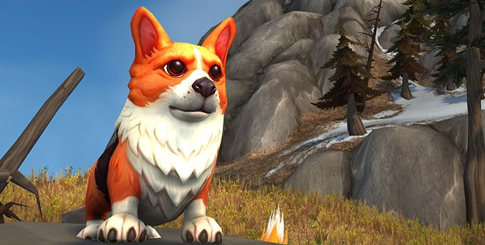 "World of Warcraft Giving Away (In-Game) Corgi Puppies  In celebration of 12 years of World of Warcraft Blizzard is giving players a special anniversary gift in the form of an adorable Corgi puppy. Sadly they are only available in in-game form.  According to a post on the game's official site players who log in between now and November 30 will be able to claim their special ""Anniversary Gift Package"" in the mail as well as earn the ""WoW's 12 Anniversary"" achievement.   World of Warcraft's…"
