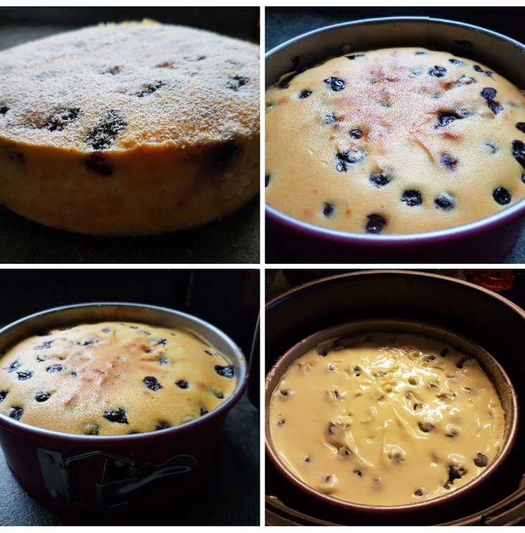 Käsekuchen OHNE Boden - schnell gemacht und sehr lecker Am einfachsten mit dem Thermomix - gelingt aber auch ohne..... Dieser Kuchen ...