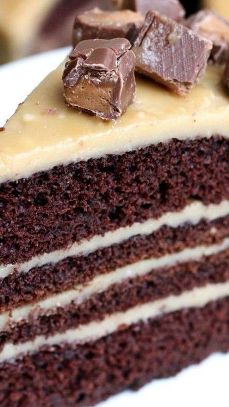 17 Best ideas about Caramel Frosting on Pinterest Salted ...
