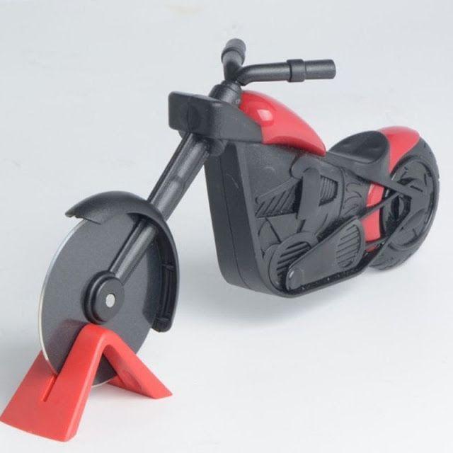 Internet das Coisas!!!: Pizza Chopper Motorcycle