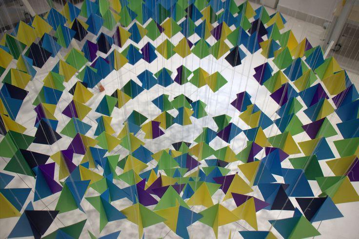 Pająk? Spirala? ;) O!Kolekcja  #muzeumdladzieci #childrensmuseum #kidsmuseum #kidsinmuseum #ethnomuseuminwarsaw