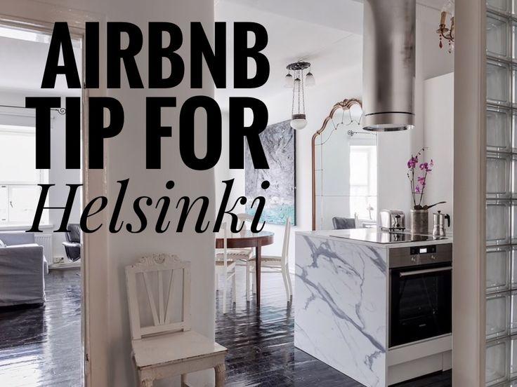 Amazing Airbnb Tip for Helsinki - Karhupuisto, Kallio http://wp.me/p7tkPw-2GW www.karoliinakazi.com