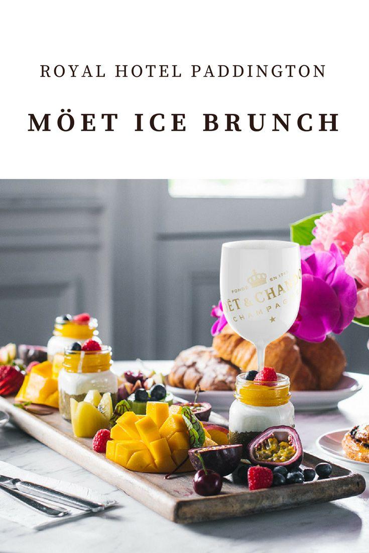 Moët Ice Brunches at The Royal Hotel Paddington, Sydney