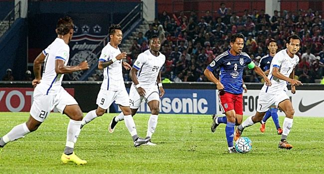 lamiafamilia (MY FAMILY): AFC CUP : 'Bonus untuk saya'