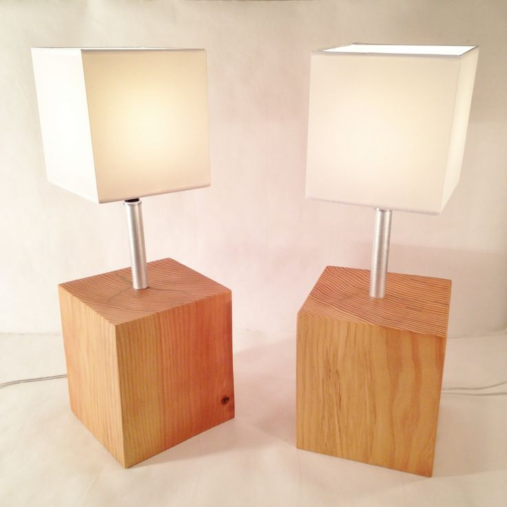 Timber Lamps by HGJoinery on Etsy