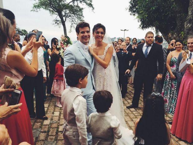 Casamento Sophie Charlotte e Daniel de Oliveira