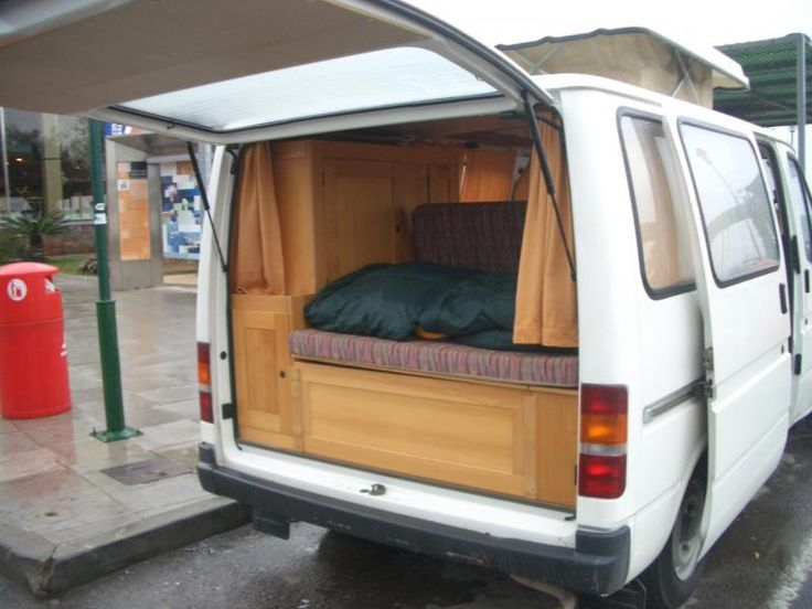 51 best images about ford transit van conversions on. Black Bedroom Furniture Sets. Home Design Ideas