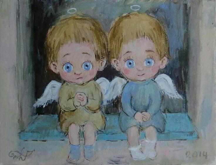 Nino Chakvetadze Twins