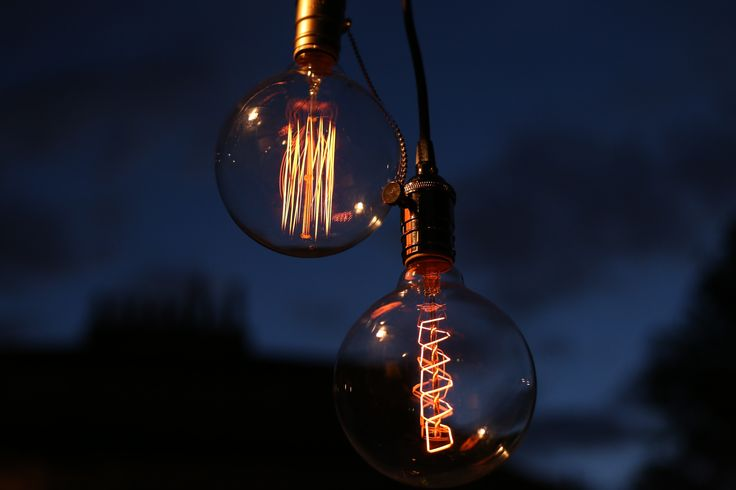 William & Watson - Vintage Light Bulbs