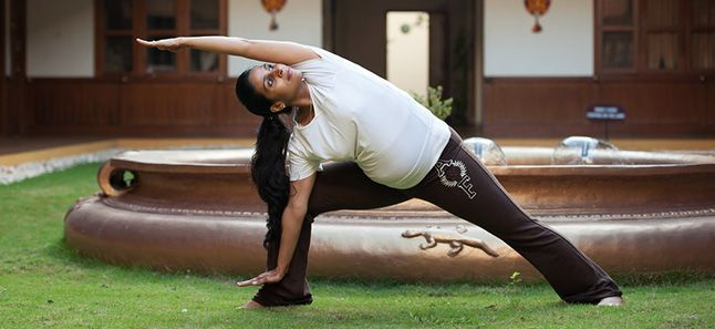 Yoga for Pregnant Women: Exercising during pregnancy with proper precautions is gentle way of keeping your body active. Pregnancy yoga minimizes symptoms like morning sickness and constipation.