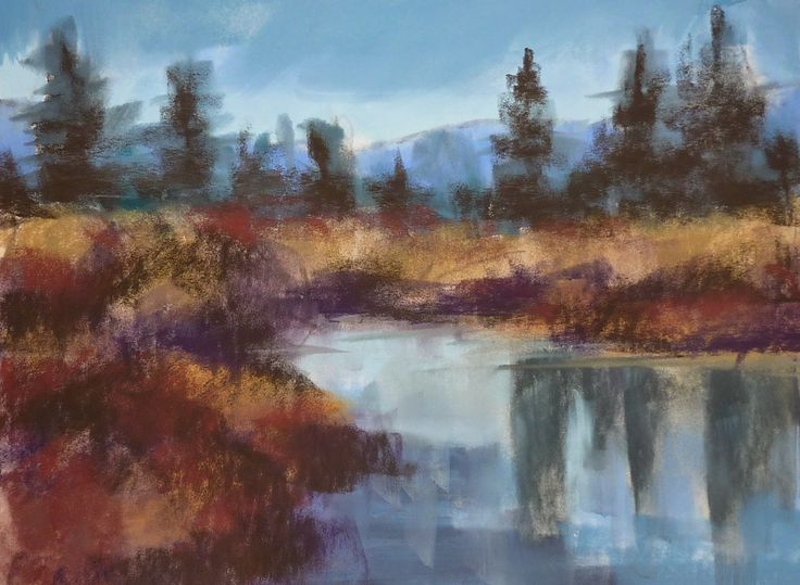 Painting My World: Why Bother with a Wet Underpainting?