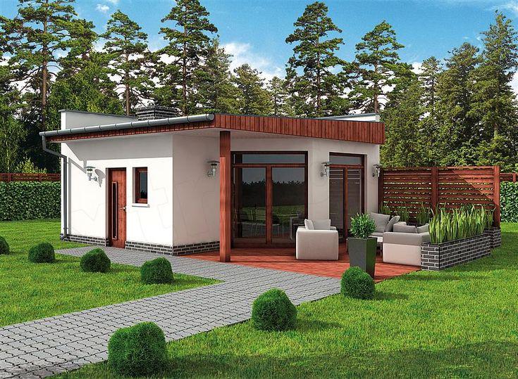 projekt KL9 Kuchnia letnia / Bud. gospodarczy SLN2157