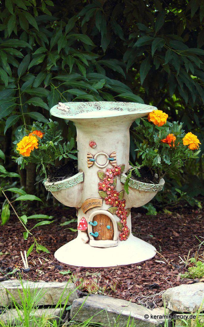 113 best images about keramik fleury kreative keramik. Black Bedroom Furniture Sets. Home Design Ideas