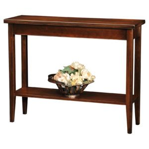 Leick Petite Console Table