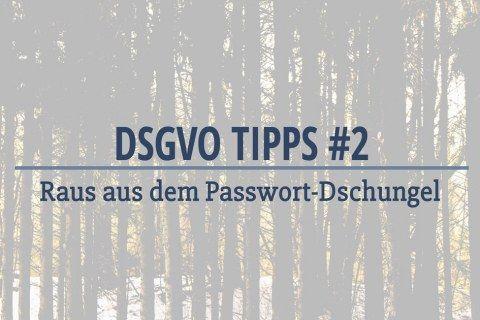 Wie sich die DSGVO auf deine Homepage auswirken wird