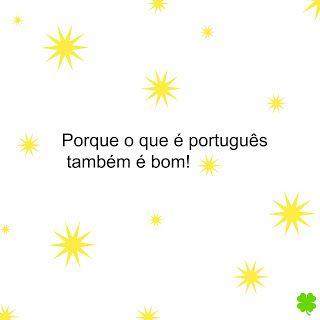 cantinho da tequis: Porque o que é português também é bom! # 7