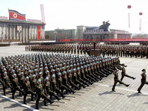 "Developing: China Warns North Korea War ""Could Break Out At Any Moment"""